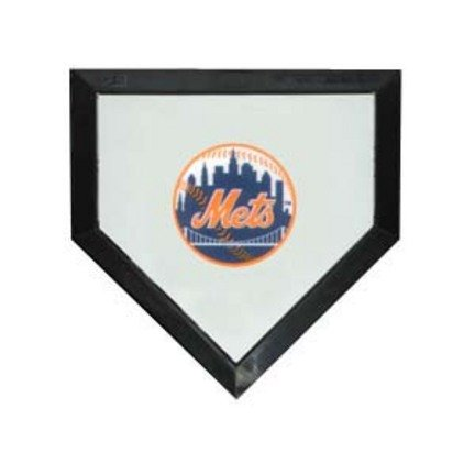New York Mets Home Plate (New York Mets Licensed Authentic Pro Home Plate from Schutt)