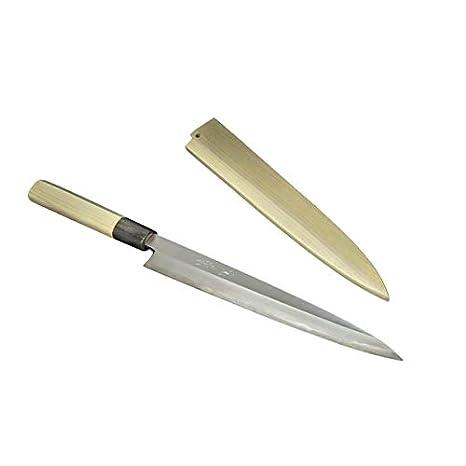 Amazon.com: Sashimi Hocho (Yanagiba cuchillo de Itchen) 240 ...