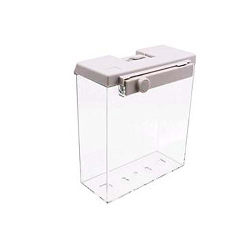 Security Box Tag, 100pcs/Box EAS Anti-theft Sensor Protection Boxes for Battery, Perfume,Chewing Gum,Razor Blade,Chocolate or other Display Valuable Products.(Size:125x125x50mm) by SupeRight