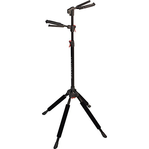 Ultimate Support GS-102, Genesis Series Double Guitar (Support Double Guitar Stand)