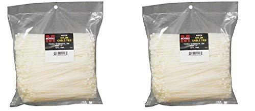 品質は非常に良い Morris 20126 50ポンド 引張強度ナイロンケーブルタイ 長さ8インチ 長さ8インチ 50ポンド 1000本パック 20126 4-(Pack) B07KRJN3TZ 2-(Pack) 2-(Pack), セラチョウ:0df99e87 --- a0267596.xsph.ru