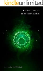 The Second Realm (The Ten Realms Book 2) (English Edition)