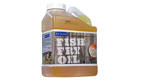 Fish Fry Oil 1 Gallon (Best Healthy Cooking Oil For Frying)