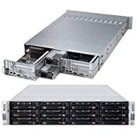 SUPERMICRO COMPUTER Supermicro Computer Sys-6027Tr-D71rf E5-2600 Series, 2U T