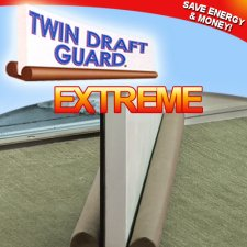 Twin Draft Guard Extreme Door Guard