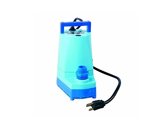 Little Giant 505000 1/6-HP 5 MSP Water Wizard Submersible Utility Pump, 5 Series by Little Giant Outdoor Living
