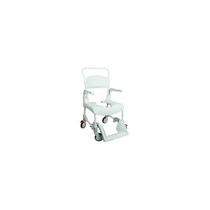 31NW6WDezlL CLEAN es lo último en diseño de sillas para la higiene. Cómoda, segura y fácil de usar. Cada detalle de la Silla de ducha y w.c. ha estado pensado para que cualquier situación sea de lo más fácil para el usuario y para el cuidador. Esta silla es apta para la ducha.