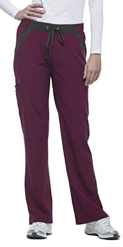 healing hands Performance Sport Women's Raquel 9167 Drawstring Pant Wine-MP