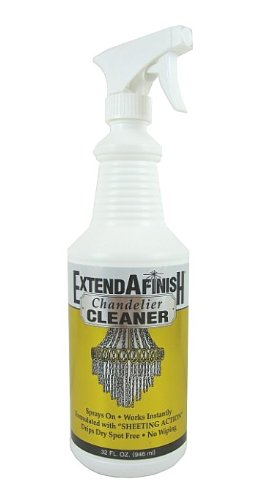 Extend A Finish Chandelier Cleaner 32oz (Crystal Clear Window Cleaning)