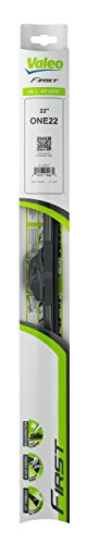 Valeo ONE22 FIRST All-in-One Beam Wiper Blade - 22', 1 Pack