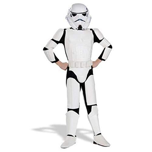 Rubies Star Wars Rebels Deluxe Imperial Stormtrooper Costume, Child -