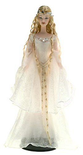 Barbie as Galadriel in Lord of the Rings