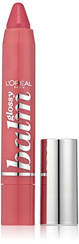 L'oreal Paris Colour Riche Glossy Balm, 230 My Babydoll, 0.09 Ounce