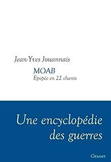 Moab : épopée en 22 chants, Jouannais, Jean-Yves