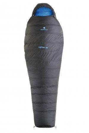 FERRINO Saco de dormir lightec 750 duvet color negro azul diestros 2013: Amazon.es: Deportes y aire libre