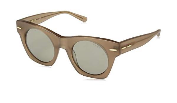 DKNY 0Dy4148 Gafas de sol, Matte Translucent Blush, 48 para ...