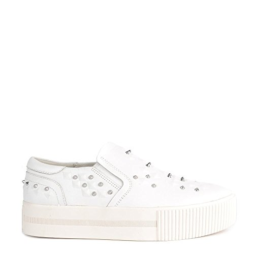 Ash Zapatos Kiff Zapatillas Blanco Mujer Blanco