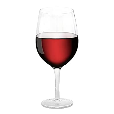 Kovot Giant Wine Glass Holds a Whole Bottle of Wine, 27 oz/800ml, X-Large