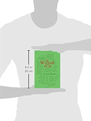 The Wizard of Oz (Word Cloud Classics)
