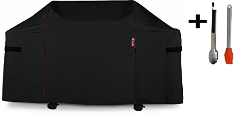 BBQ Coverpro Grill Covers with Brush and Tongs - 7555