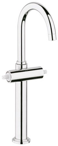 Vessel Single Hole Atrio - Atrio 2-Handle Single-Hole High Arc Vessel Bathroom Faucet
