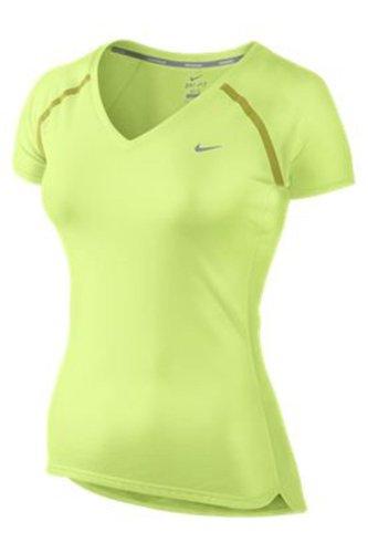 liquid Silver Camiseta Nike Mujer Para reflective cactus Silver Lime De Liquid Running vqHwHZC4
