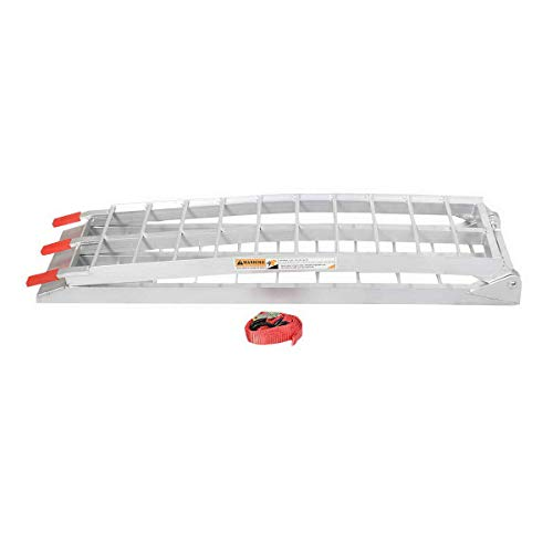 Toolsempire 7.5' Arched Motorcycle Bike Folding Loading Ramps by Toolsempire (Image #2)