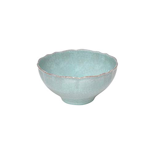 Casafina Stoneware Ceramic Impressions Collection Serving Bowl D10.5