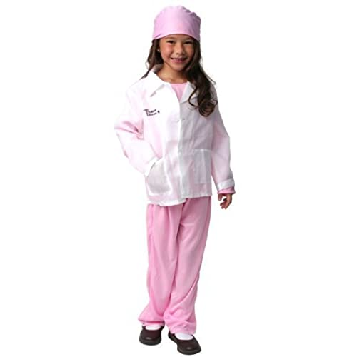 Girls Pink Medical Doctor Costume 4/6  sc 1 st  Amazon.com & Career Costumes for Kids: Amazon.com