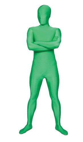 Neon Green Morf Bodysuit Adult Costume X-Large (Morf Suit)