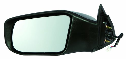 Depo 315-5419L3EB Nissan Altima Sedan 2.5L Driver Side Non-Heated Power Mirror (Sedan 4 door Without Signal) (Mirror 4 Door Sedan Drivers)
