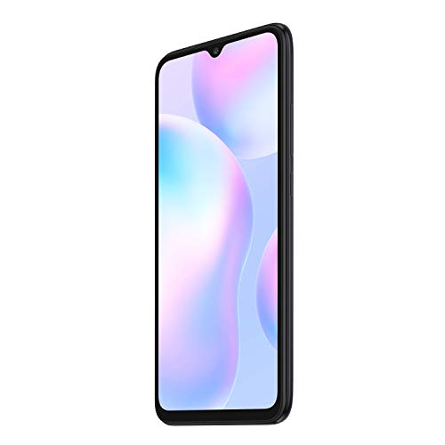 Xiaomi Redmi 9A 2GB/32GB (UK Version + Official 2 year warranty), Granite Gray