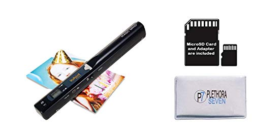 VuPoint Solutions ST415 Handheld Magic Wand Portable Scanner