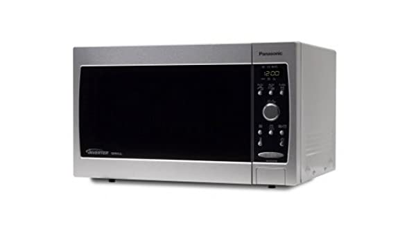 Panasonic NN-GD 377 SEPG - Microondas: Amazon.es