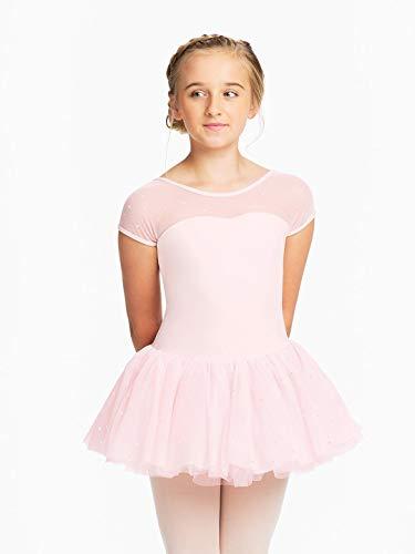 Capezio Girls' 4 Layer Tutu Dress | Child Dance Wear - Size Intermediate, ()