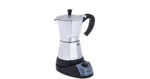 Amazon.com: Uniware - Cafetera eléctrica para café Espresso ...