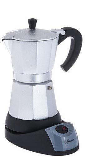 UNIWARE 89501-3 Coffee Maker, 3 Cups, ()