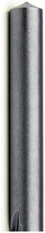 IRWIN 326000 1//8 x 1-1//2 x 3 Straight Shank Masonry Bit