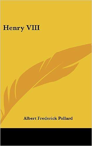 Book Henry VIII