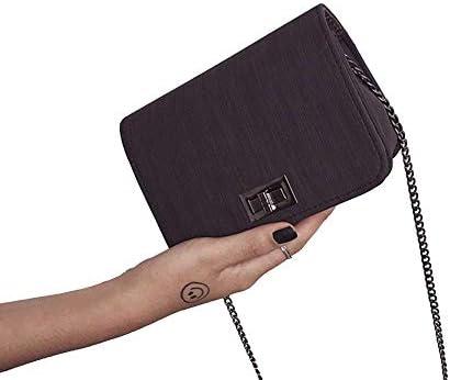スピンロック韓国スタイル小さな正方形単色PUバッグシンプルな女性のファッション小さな布粒