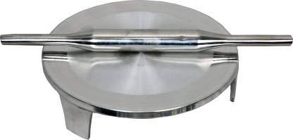 Buy AJ Tech Aluminium Chakla Belan | Aluminium Rolling Pin & Board (Combo Set, 9 Inch) Online at Low Prices in India - Amazon.in