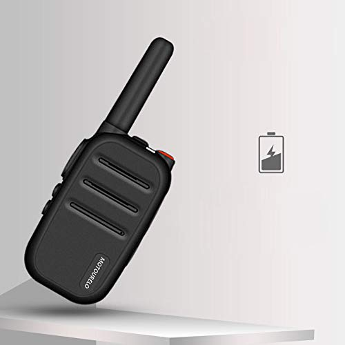 HM2 Children's Walkie-Talkie Mini 5w High-Power Ultra-Thin Small Outdoor Walkie-Talkie, Suitable for Children's by HM2 (Image #5)