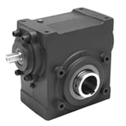 Reducers Right Angle - 15:1 Nominal Ratio Shaft Input Type Bushed Output Type Class 30 Gray Iron; Non-Returnable by Dodge