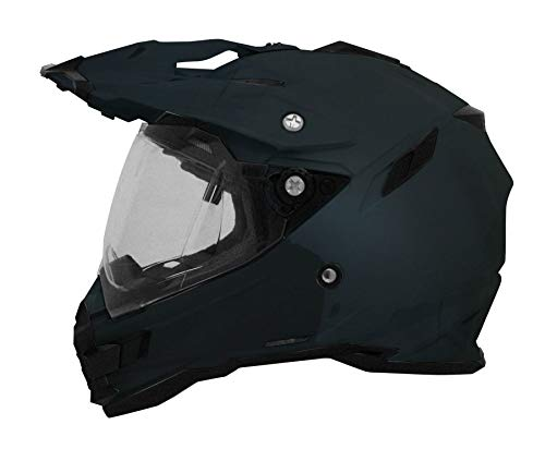 HELMET FX41DS BLACK MD