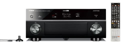 Yamaha RX-A1000 7.1-Channel Home Theater Receiver (OLD VE...