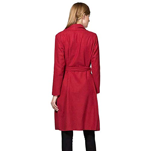 Longues Slim Manteau Longues Automne Printemps Outerwear Cardigan Fashion Fit Young Revers El Manches Femme Styles qgPHvwxa