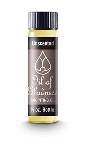 Amazon com: Unscented Oil of Gladness Anointing Oil 1/4 oz: Health