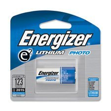 Energizer Lithium 123 ,3 Volt 1 -