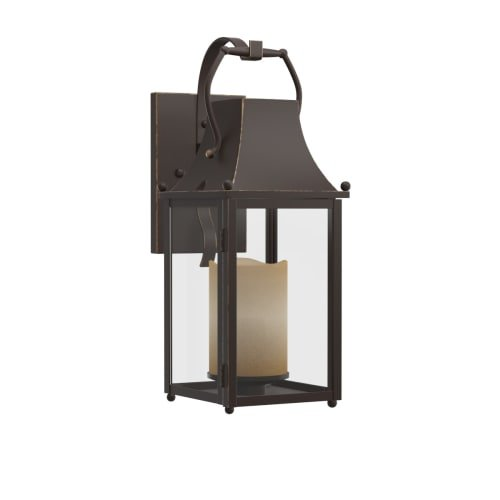 Park Harbor PHEL3000BR Whitby 18″ Tall Single Light Outdoor Wall Sconce Review