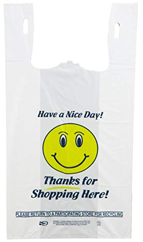 (Retail Bags Direct 18 Micron Plastic Bags, 11.5-Inch x 6.5-Inch x 21.5-Inch, Pack of 500)